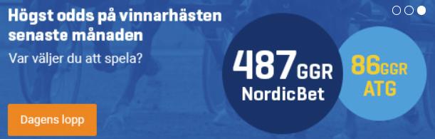 Spelbolag med svenskt trav 2021